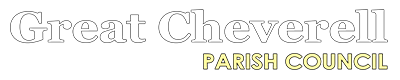 Great Cheverell Parish Council Wiltshire Logo